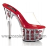 ADORE-701FL Clear/Red